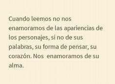 Porque cuando se lee uno se enamora de un ser genial, de un ser al que podemos sentir como magia, de ti, Albert Espinosa