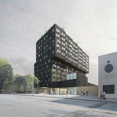 Sugar Hill, affordable housing in Harlem New York. David Adjaye