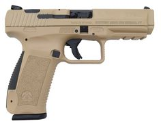 Canik TP-9 SA 9mm Pistol w/ 2- 18 Round Mags, Hard Case and Accessories  Desert Tan Finish - Imported by C.I.A. HG3277D-N  #classicfirearms #pistols