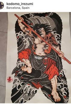Japanese Tattoo Art, Japanese Sleeve Tattoos, Japanese Tattoo Designs, Japanese Painting, Japanese Art, Khmer Tattoo, Irezumi Tattoos, Samurai Tattoo, Asian Tattoos