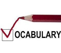 vocabulary study ideas