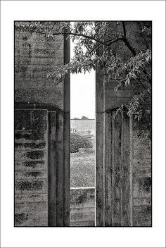 Cemetery by Carlo Scarpa by kerstin_d, via Flickr