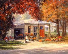 Artist George Kovach...JacksandMarbles