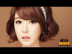 ▶ [Project VOID] 2013 트렌드 웨딩 헤어&메이크업 화보 - wedding makeup&hair 2탄 - YouTube