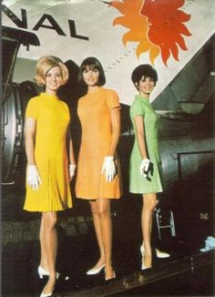 National Airlines Stewardesses