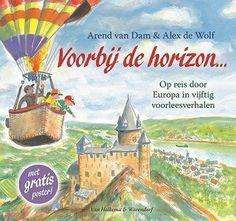 weer een nieuw boek van Arend van Dam. Dit keer verhalen over Europa, beschreven vanuit kinderen.