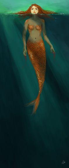 mermaid (beautiful beast, pipelime)