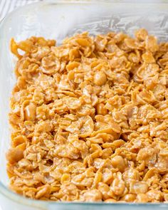 Cereal Milk, 9x13 Baking Dish, Caramel Corn, Lemon Pepper, Sweet And Salty, Peanuts, Macaroni And Cheese, Squares, Vegetarian