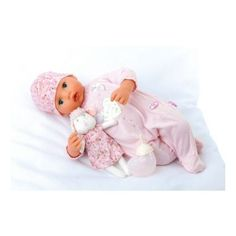 baby dolls zapf | Zapf Creation Baby Annabell Doll 46 cm - 4001167790359: Find and buy ...