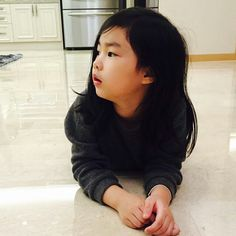 150213 Tablo, Kang Hye-jung & Lee Haru al Toscana Hotel Superman Cast, Superman Kids, Asian Kids, Cute Asian Girls, Tablo Epik High, Kang Hye Jung, Lee Haru, Korean Tv Shows