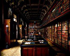 Sono luoghi di cultura ma anche vere e proprie opere d'arte: sono le più belle biblioteche del mondo (da Coimbra a Siviglia, da Imola a Napoli) quelle immortalate negli scatti di Massimo Listri. In mostra a Palazzo d'Accursio (sala Ercole) dal 10 al 24 settembre, in occasione di Artelibro  Bi