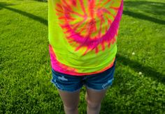 I want a shirt with theses colors and tye dye just like this nothingelse on it