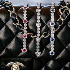 If tennis isn't your game, we still have you covered. Diamond, Ruby and Sapphire Tennis Bracelets