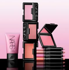 NARS Final Cut, Edge of Pink Collection