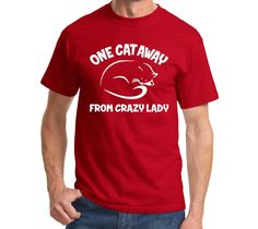 One Cat Away Men's T-Shirt