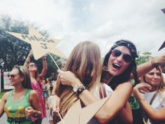 Kappa Delta UCF, Bid Day, Sorority