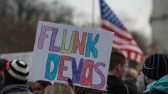 The Senate Just Confirmed Betsy DeVos as Education Secretary. Every Single Democrat Voted Against Her. http://www.motherjones.com/politics/2017/02/breaking-senate-confirmed-betsy-devos-our-nations-education-chief
