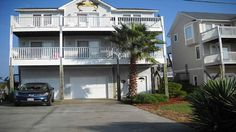 House vacation rental in Surf City, North Carolina, United States of America from VRBO.com! #vacation #rental #travel #vrbo