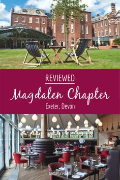 The Magdalen Chapter in Exeter, Review