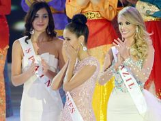 Slideshow : Miss Philippines Megan Young crowned Miss World 2013 - Miss Philippines Megan Young crowned Miss World 2013 | The Economic Times