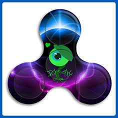 JackSepticEye Premium Tri-Spinner Fidget Toy With The New Technology Silent Bearing Fidget - Fidget spinner (*Amazon Partner-Link)