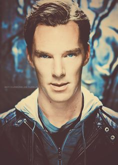 Benedict Cumberbatch. Someone told me that they don't understand why I find him attractive and that they thought he looked like an alien. And you know what? I realized that is an accurate statement. His face is a surreal combination of human and extraterrestrial. He is a breathtakingly beautiful alien.