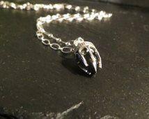 Rook Urn Necklace