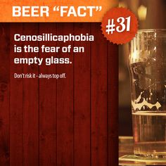 "Beer ""Fact"" #31.    http://www.swagbrewery.com/blogs/beer-facts"
