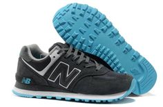 Cheap New Balance NB ML574GBG 2013 retro For Women shoes Blue dark Grey New  Balance 574 7c2bb5be45