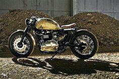 Triumph Thruxton Motorcycle: Queen Elizabeth Coronation Edition