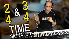 In this lesson, I will be teaching you how to easily play and count in and time signatures. The top number of a time signature indicates number of be. Music Theory Piano, Free Youtube, Piano Lessons, Counting, Teaching, Play, Piano Classes, Learning, Education