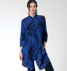 Vogue Patterns Misses' Tunic 1456