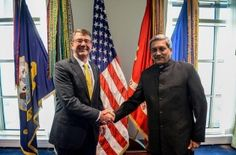 """India and the US are """"destined to be strategic partners"""", US Defense Secretary Ashton Carter said on Tuesday as the two countries announced an in-principle agreement on a military logistics deal. Carter's three-day visit also saw the two sides agreeing on setting up a new Maritime Security Dialogue between officials from the defence and external affairs ministries, with the US...  Read More"""