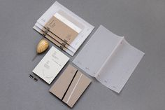 'The Bookbinding Essentials' designed by Jiani Lu -   The reason why I think this is a great design is because it's not only an aesthetically appealing design with its minimal tones and simple yet stylish visual style but is also practical in the way it is designed. As the content within the book allows the user to read about how to bind books but it also provides the user with all the necessary tools to do so.