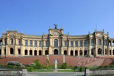 Maximilianeum, Munich, Germany