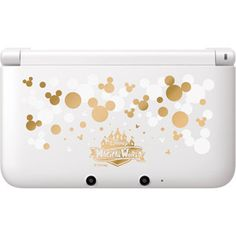 A Disney Magical World-inspired Nintendo XL, dubbed the Mickey Edition XL, will launch alongside the game on April 11 at Walmart. The Mickey Edition XL is already available in Japan as. Nintendo Wii U Console, Nintendo 3ds Games, Nintendo World, Nintendo News, Nintendo Consoles, Xbox 360, Playstation, Sweatshirt Outfit, Nintendo Handheld