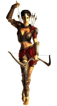 Farah is a fairly independent young woman who, despite her circumstances is able defend and look after herself at numerous times. She is a Master Marksman, a leader, Acrobatic, stealthy, Peak Human Conditioning, Peak Human Stamina, Skilled Combatant