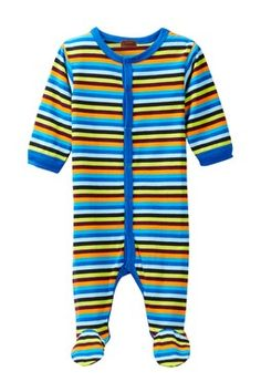 Striped Footie (Baby)
