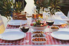 #balık #meyhane #meze Table Settings, Place Settings, Tablescapes