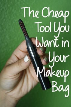Try This Amazing Tool for Fabulous Lashes!