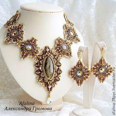Seed Bead Necklace, Seed Bead Jewelry, Beaded Earrings, Beaded Jewelry, Beaded Bracelets, Bead Embroidered Bracelet, Bead Embroidery Jewelry, Beaded Embroidery, Diy Jewelry Inspiration