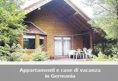 Appartamenti e case di vacanza in Germania