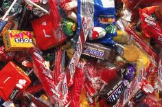 Freeze Halloween Candy To Make Special Treats
