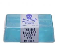 The Bluebeards Revenge Big Blue Bar Of Soap For Blokes. An Amazing Gift Personal Hygiene, Personal Care, Die 100, Soap Cake, Blue Bar, Wet Shaving, Smart Tv, Bar Soap, Revenge