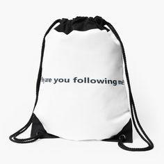 'keep moving' Drawstring Bag by krithe Backpack Bags, Drawstring Backpack, Tote Bags, Gratitude, Go Float, Françoise Sagan, Simon Lewis, I Work Hard, Forever Young