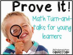 A fun math game to get kids explaining their thinking!