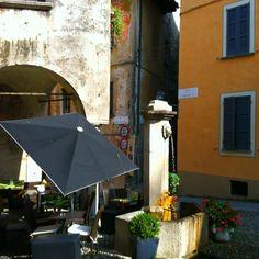 Locale suggestivo in Cannobio