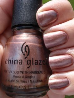 China Glaze Delight - Swatched - $4