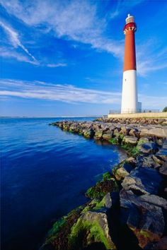 Barnegat Lighthouse, Long Beach Island. LBI is all happy memories for me.