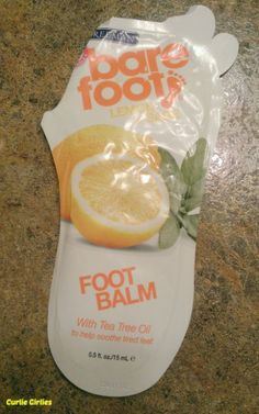 Bare Foot lotion review